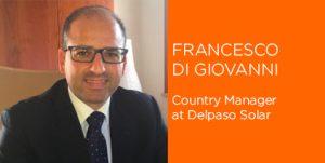 Francesco Di Giovanni - delpaso solar