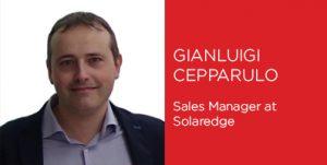 Gianluigi Cepparulo - Solaredge